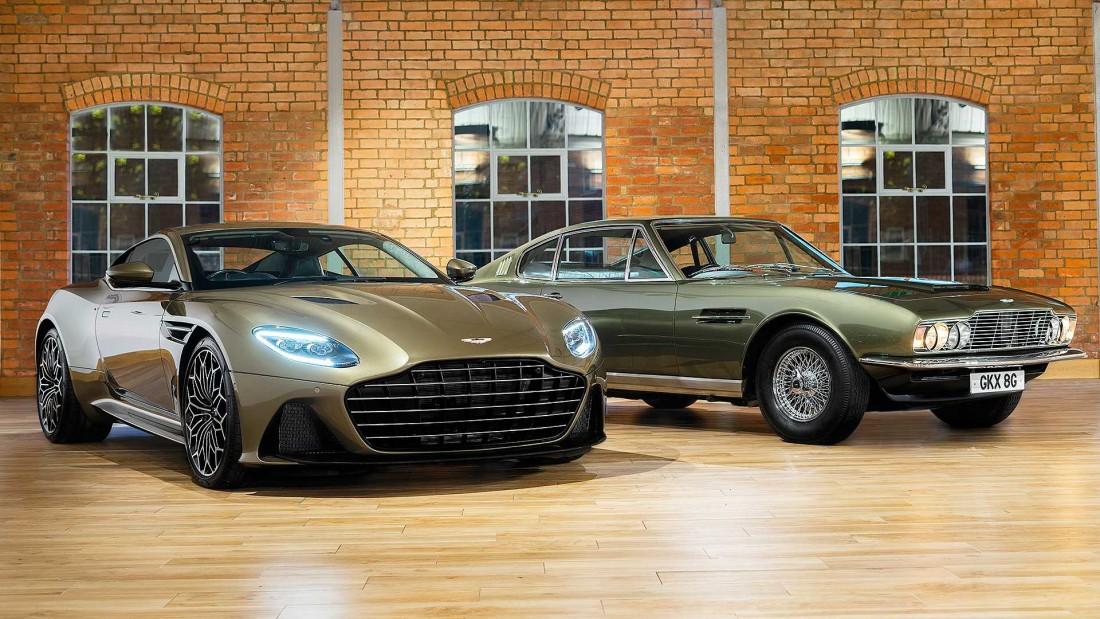 2019 Aston Martin Dbs Superleggera Gets James Bond Special Edition Trade Price Cars Ltd