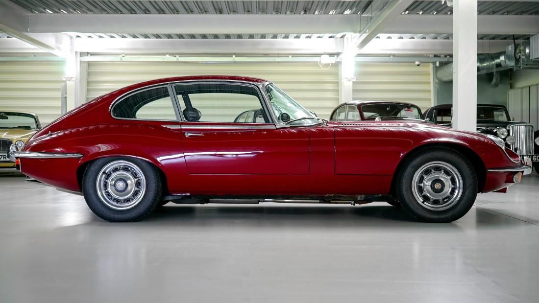 jaguar e-type review - caledonia vehicle solutions