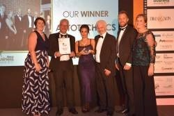 Blackmore Vale Business Awards Customer Service Winners 2017