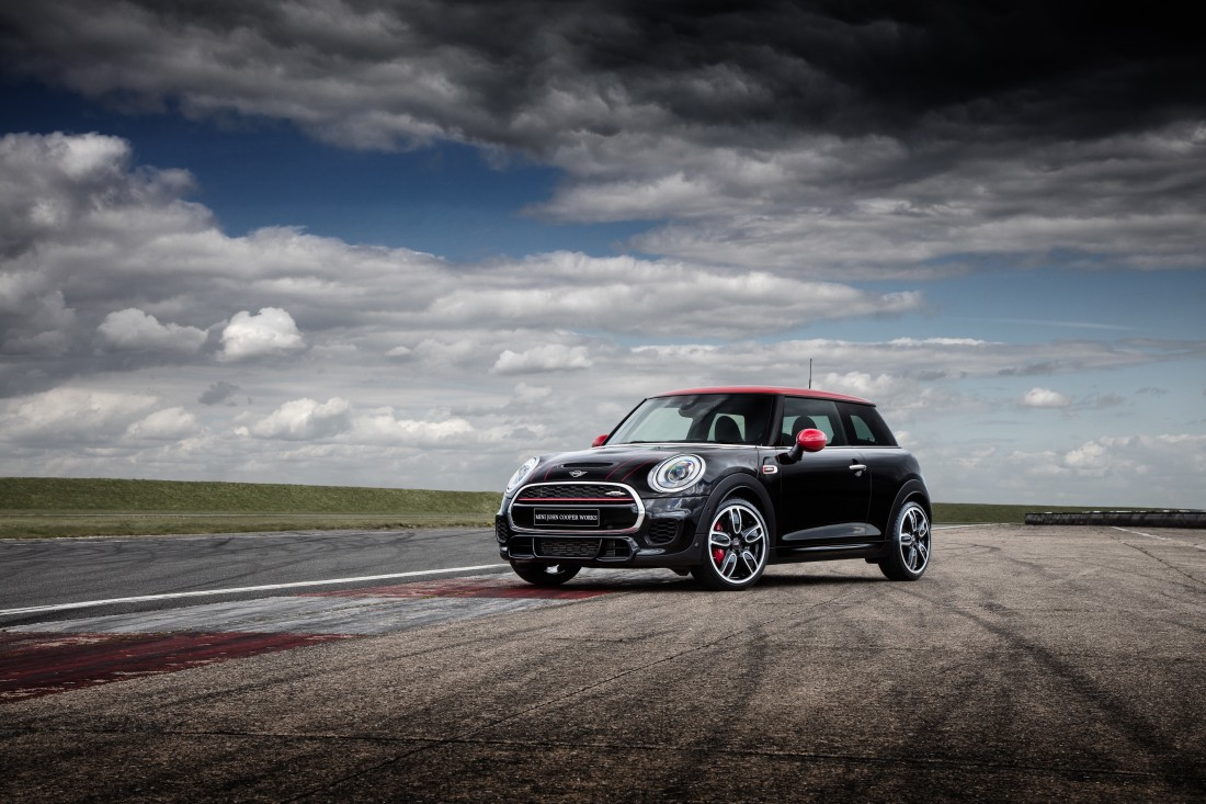 Mini John Cooper Works Review Stephen James Automotive Ltd