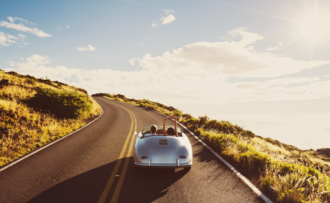 top five cars on the road