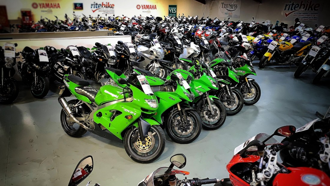 The History of Kawasaki - Rite Bike