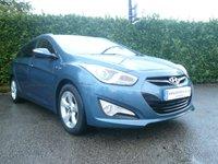 2012 HYUNDAI I40 1.7 PREMIUM BLUE DRIVE CRDI ESTATE 5d 135 BHP £9950.00