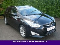 USED 2014 64 HYUNDAI I40 1.7 CRDI STYLE ESTATE 5d AUTO 140 BHP Reversing Camera / Bluetooth.