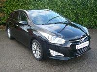 2014 HYUNDAI I40 1.7 CRDI STYLE ESTATE 5d AUTO 140 BHP £13350.00