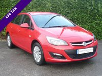 USED 2013 13 VAUXHALL ASTRA 1.7 EXCLUSIVE CDTI ESTATE  5d 110 BHP Low Road Tax Only £30 A year