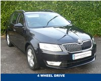 2014 SKODA OCTAVIA 1.6 SE TDI CR 4x4 ESTATE START/STOP  5d 105 BHP £9950.00
