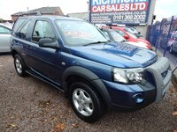 USED 2006 56 LAND ROVER FREELANDER 2.0 TD4 ADVENTURER 3d 110 BHP