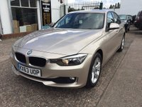 USED 2013 63 BMW 3 SERIES 2.0 320D SE 4d 184 BHP 1 Owner, Full Service History, Sat-Nav.
