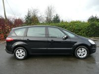 USED 2012 12 FORD S-MAX 2.0 ZETEC TDCI 5d 138 BHP 2 Owners, Great Specification, Full Service History