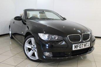 2007 BMW 3 SERIES}
