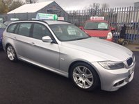 USED 2010 10 BMW 3 SERIES 2.0 320D M SPORT TOURING 5d 181 BHP