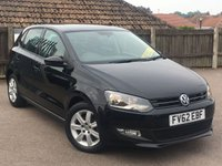 USED 2012 62 VOLKSWAGEN POLO 1.2 TDI Match 5dr Bluetooth 2 Keys