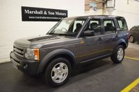 2006 LAND ROVER DISCOVERY 2.7 3 TDV6 S 5d AUTO 188 BHP £8500.00