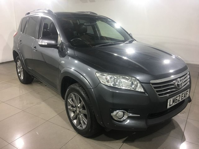 View our 2012 62 TOYOTA RAV4 2.2 SR D-CAT 5d AUTO 150 BHP