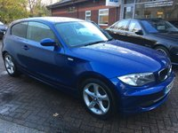 2009 BMW 1 SERIES 116D M SPORT  £6495.00