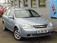 2009 CHEVROLET LACETTI 1.8 SX 5d AUTO 120 BHP £2980.00