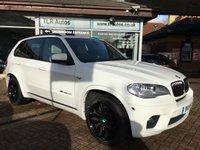 2011 BMW X5 3.0 XDRIVE 40D M SPORT 5d AUTO 302 BHP £24495.00