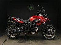 2012 BMW F700GS 800cc 2012. ASC. ESA. ABS. H GRIPS. ENG BARS. ALARM. 14k £4450.00