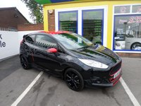 USED 2014 64 FORD FIESTA 1.0 ZETEC S 3d 124 BHP JUST ARRIVED CALL 01543 379066