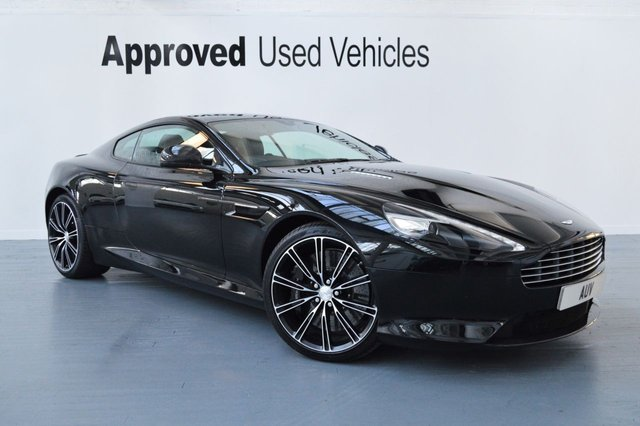 2015 65 ASTON MARTIN DB9 5.9 V12 2d AUTO 510 BHP Carbon Edition