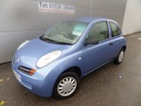 2004 NISSAN MICRA 1.2 S 3d 80 BHP ONLY DONE 30000 MILES VERY CLEAN, LONG MOT £1495.00