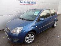 2006 FORD FIESTA 1.4 FREEDOM 16V 3d 78 BHP 78000 MILES SERVICE HISTORY A/C £1995.00