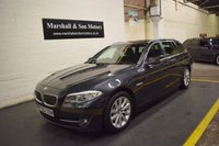 2012 BMW 5 SERIES 2.0 520D SE TOURING 5d 181 BHP £10000.00