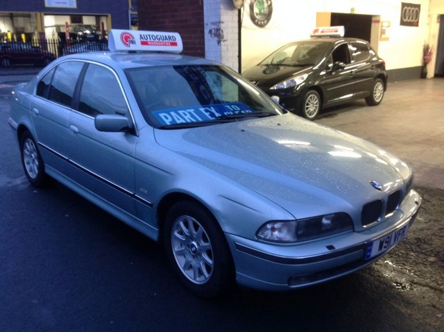 2000 BMW 5 SERIES 2.5 523I SE