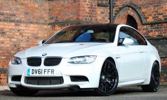 2011 BMW M3 4.0 M3 2d AUTO 415 BHP £28975.00