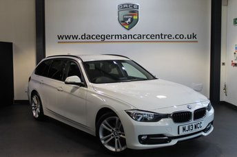2013 BMW 3 SERIES 2.0 318D SPORT TOURING 5DR 141 BHP £13470.00