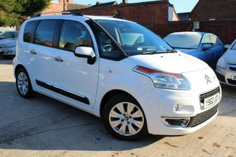 2013 CITROEN C3 PICASSO 1.6 PICASSO EXCLUSIVE HDI 5d 91 BHP £5995.00