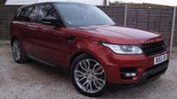 USED 2014 63 LAND ROVER RANGE ROVER SPORT 3.0 SDV6 HSE DYNAMIC 5d AUTO 288 BHP Huge Spec