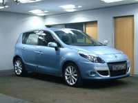USED 2010 10 RENAULT SCENIC 2.0 DYNAMIQUE DCI 5d 158 BHP +++SAT NAV EDITION+++