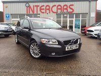 2012 VOLVO V50 1.6 DRIVE SE LUX EDITION S/S 5d 113 BHP £9495.00