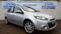 USED 2010 10 RENAULT CLIO 1.1 DYNAMIQUE TOMTOM TCE 5d 100 BHP
