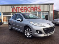 USED 2010 60 PEUGEOT 207 1.6 HDI SPORTIUM 5d 92 BHP FULL SERVICE HISTORY ( 4 STAMPS IN THE BOOK ), ALLOY WHEELS, AIR CON.