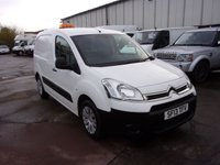USED 2013 13 CITROEN BERLINGO 1.6 625 LX L1 HDI  74 BHP