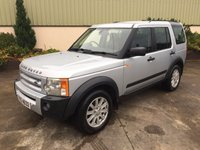 2007 LAND ROVER DISCOVERY 2.7 3 TDV6 SE 5d AUTO 188 BHP £10950.00