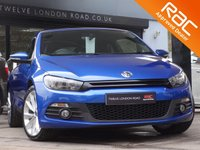 USED 2011 61 VOLKSWAGEN SCIROCCO 2.0 TDI CR GT 3dr ZERO DEPOSIT FINANCE AVAILABLE
