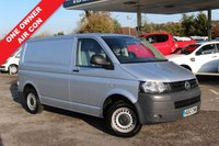 USED 2012 62 VOLKSWAGEN TRANSPORTER 2.0 T28 TDI Air Conditioning, One Owner!