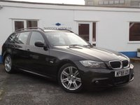 2009 BMW 3 SERIES 2.0 320D M SPORT TOURING 5d 175 BHP £6795.00