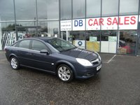 USED 2006 06 VAUXHALL VECTRA 1.9 EXCLUSIV CDTI 8V 5d 120 BHP