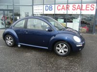 USED 2006 06 VOLKSWAGEN BEETLE 1.6 LUNA 8V 3d 101 BHP £0 DEPOSIT, LOW RATE FINANCE ANYONE, DRIVE AWAY TODAY!!