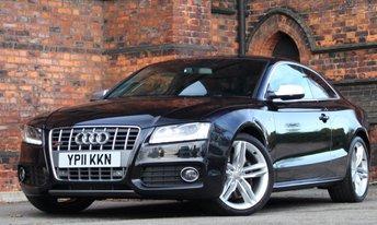2011 AUDI S5 4.2 S5 FSI QUATTRO 3d AUTO 354 BHP £20475.00
