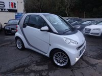2011 SMART FORTWO}
