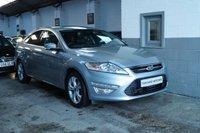 2012 FORD MONDEO 2.0 TITANIUM X 5d AUTO EcoBoost 201 BHP £9995.00