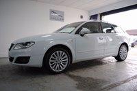 2012 SEAT EXEO 2.0 CR TDI SE 5d 118 BHP £8695.00