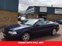 USED 2002 52 VOLVO C70 2.4 GT T 2d AUTO 191 BHP This car will have 12 months Mot, Electric Roof Electric Windows,Alloy Wheels,Cd Player Radio, And So Much More...