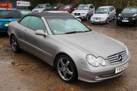 2003 MERCEDES-BENZ CLK 2.6 CLK240 ELEGANCE 2d AUTO 170 BHP £6780.00